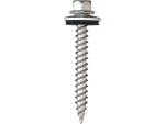 Fasgrip stainless steel screw for metal panel and metal roofing