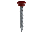 LoGrip low profile screw for metal roofing and metal panel